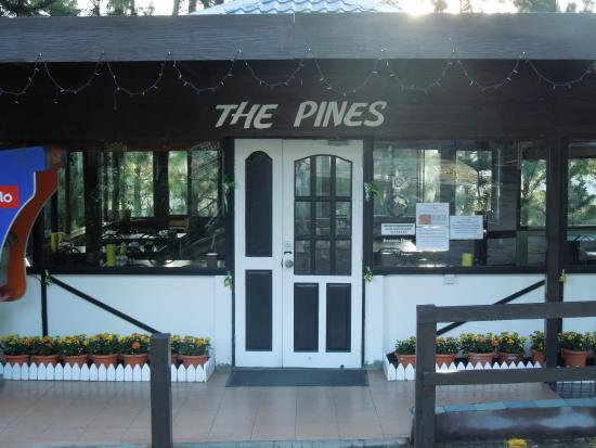 Kinabalu Pine Resort: The Pines restaurant