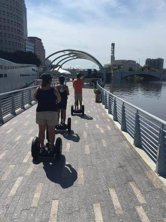 ‪Nation Tours - Segway Tours of Downtown Tampa‬