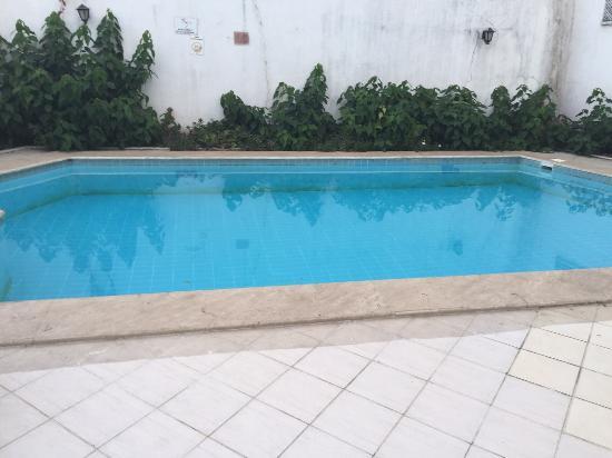 Akdeniz Apart Hotel: zwembad