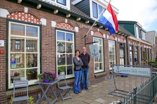Hotel Pension 't Anker: Hotel het Anker van Texel