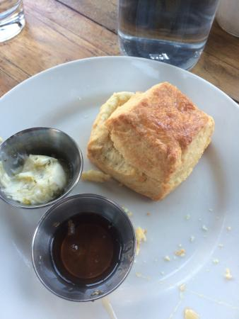 M Street Kitchen : The Biscuits- yummo