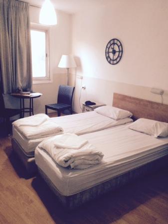 My room at Gordon Inn