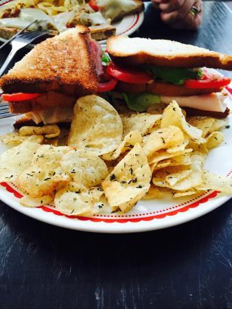 La Boulange: Sandwich maison délicieux