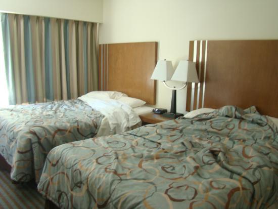 Greenbrier Hotel: Quarto duplo