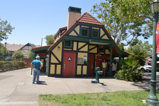 Solvang, Kalifornien: baños