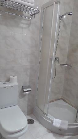 Hotel Ciudad de Compostela: sdb