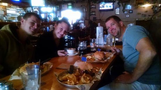 Healy, AK: Yummy lunch!