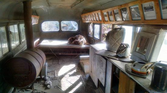 Healy, Αλάσκα: Inside the Magic Bus
