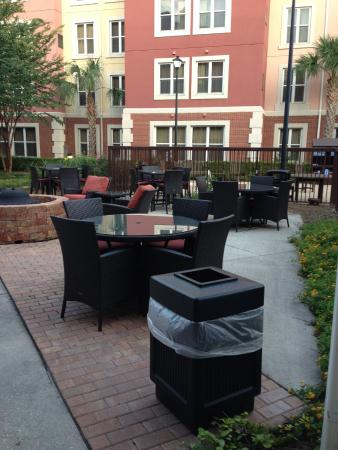 Residence Inn by Marriott - Charleston Airport: BBQ/Outside dining