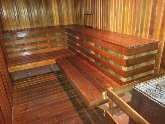 Days Inn Pinole Berkeley: sauna
