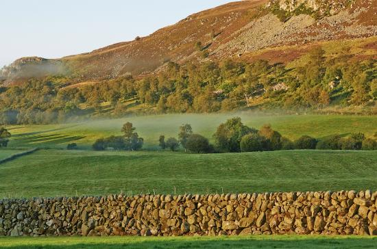 Glenisla, UK: View From Forter Castle