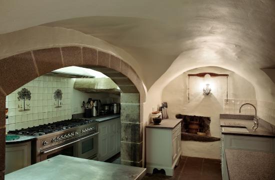 Glenisla, UK: Forter Kitchen