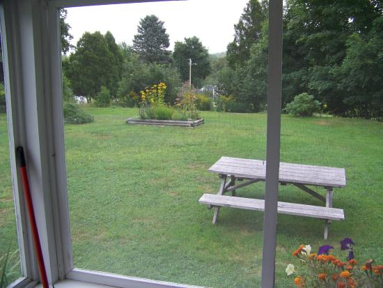 Bar Harbor Cottages and Suites: View from front door - #8
