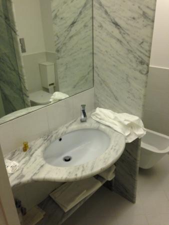 Hotel Il Tempio: Bathroom