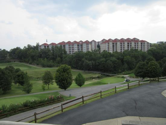 Pointe Royale Condominium Resort and Golf Course: Pointe Royale condo unit 5 bldg 7