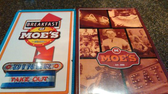 Mounds View, MN: Menus.