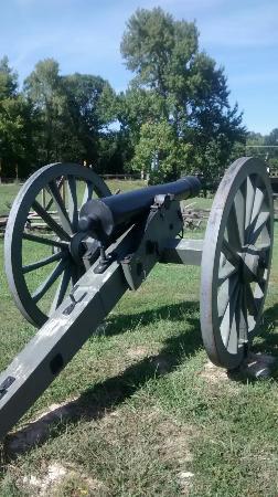 Reed's Bridge Battlefield