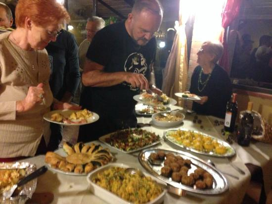 Montespertoli, Italia: festa di fine estate