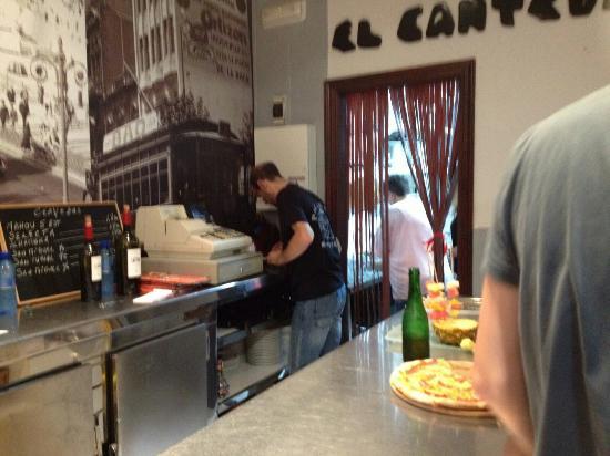 Pizzeria El Cantegril