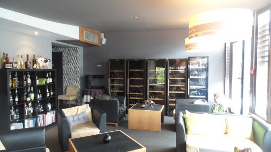 Ivan Vautier Hotel: De bar/lounge van het hotel