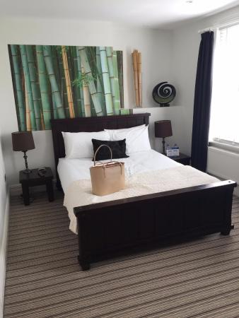Bamboo Guesthouse : Master Bedroom