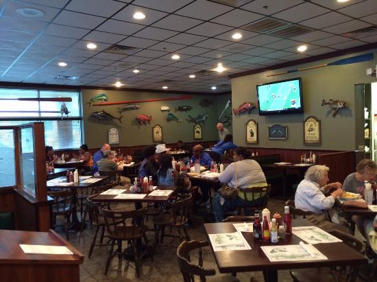 Cedar River Seafood Restaurant Middleburg Menu