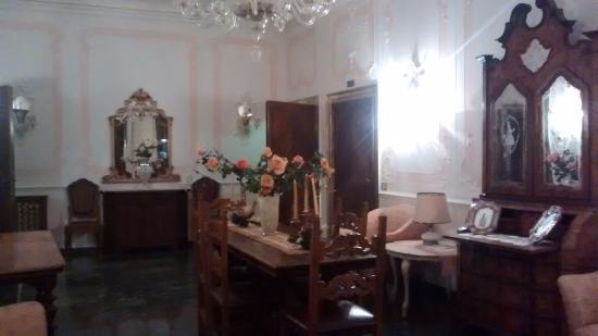 Locanda Novo: salon