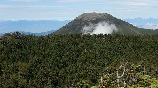 Kitayokodake Mountain Peak