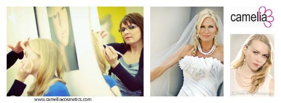 Camellia Cosmetics: Makeup Lessons, Bridal Makeup, Event Makeup