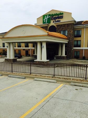 Holiday Inn Express Saint Robert-Fort Leonard Wood: Holiday Inn Express & Suites St Robert