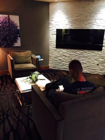Holiday Inn Express Saint Robert-Fort Leonard Wood: Lobby