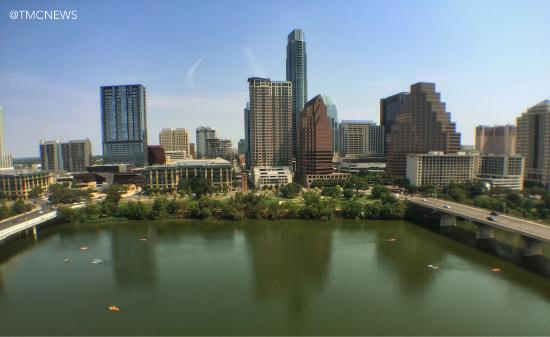 Hyatt Regency Austin View From 1603