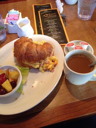 Squat Gobble Cafe San Francisco Ca