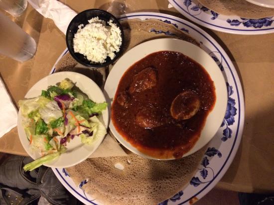 Fasika Ethiopian Restaurant Bild