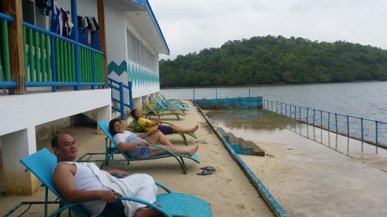 Coron Underwater Garden Resort Picture Of Coron Underwater Garden Resort Coron Tripadvisor