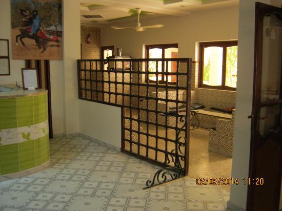 Hotel El Medina: Estar 1/8/2014