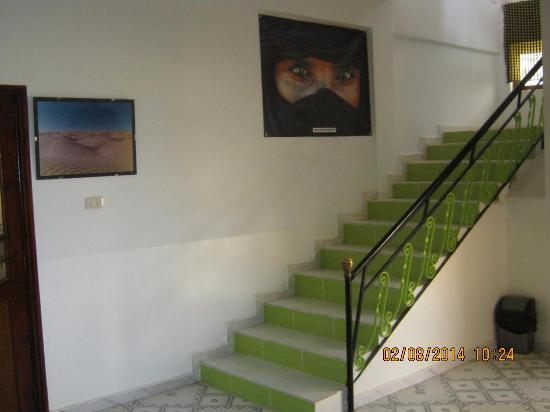 Hotel El Medina: Hacia las habitaciones