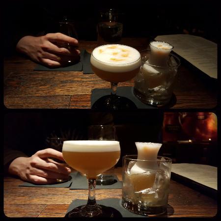 Distil: Bourbon Sour