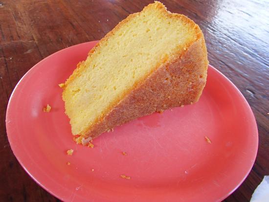 Bimini: Rum Cake
