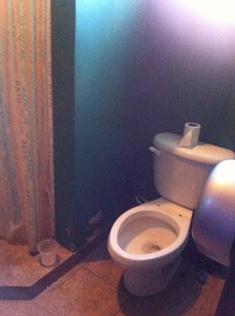 Hotel Descanso Tropical: los espectaculares y aseados baños