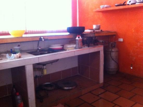 Hotel Descanso Tropical: la bella cocina