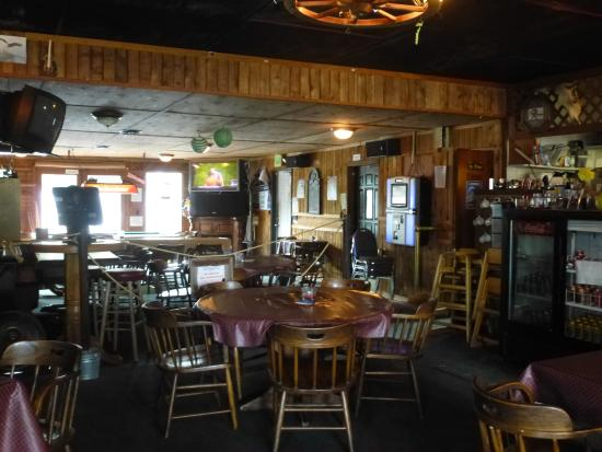 Gold Bar, วอชิงตัน: Inside the restaurant