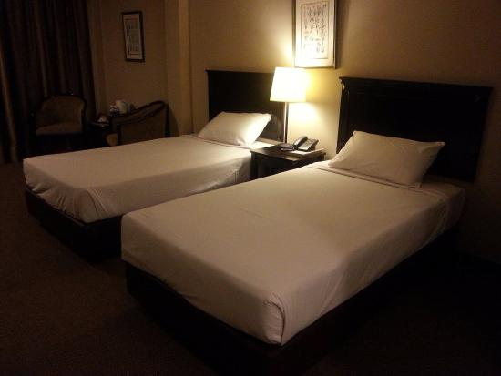 Mimosa Hotel: my stayed room