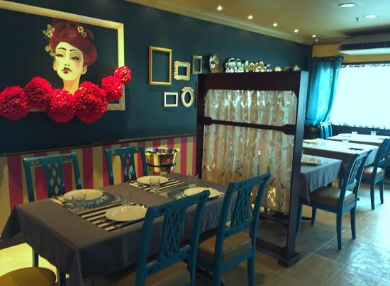 Mimosa Hotel: reestaurant