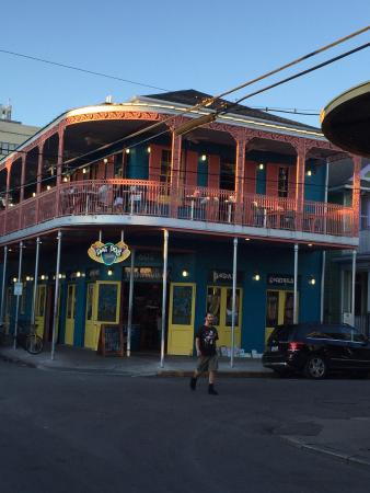 Frenchman Street New Orleans Restaurants