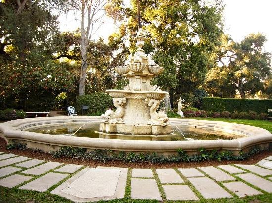 Huntington Picture Of The Huntington Library Art Collections And Botanical Gardens San