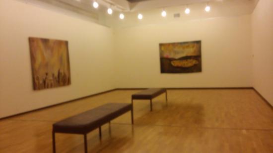 Art Gallery of Uzbekistan: Зал