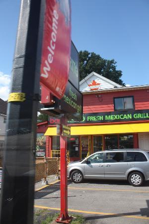 Mexican Restaurant Niagara Falls Canada
