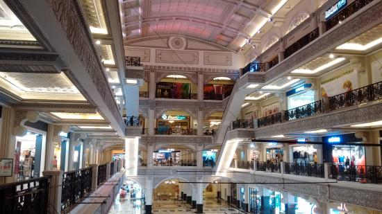 Main Atrium In Mall Picture Of Jogja City Mall Yogyakarta