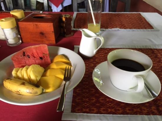Sonalong Boutique Village & Resort: Breakfast